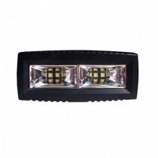 LED фары  заливающего света AURORA ALO-L-4-E13T